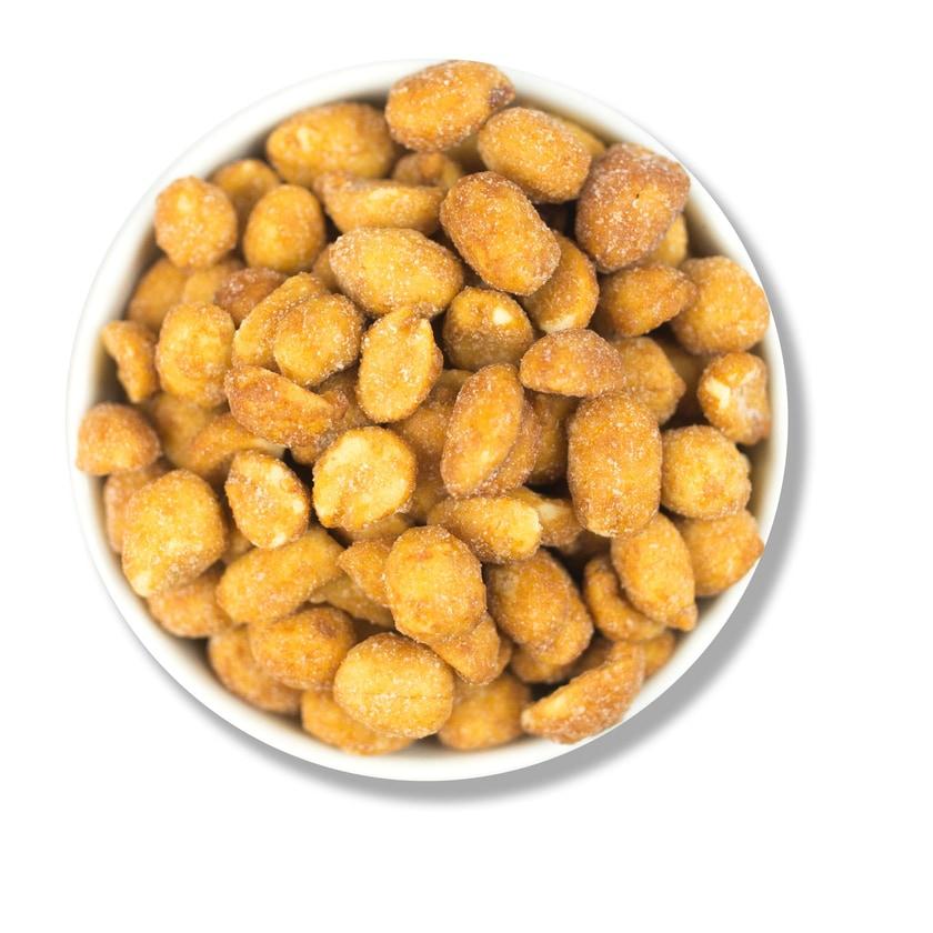 1001 Frucht - Gesalzene Erdnüsse mit: Honig