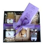 Französische Geschenkbox Violette, ohne Alkohol 5-teilig