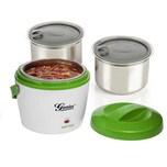 Genius Hot Pot Speisenwärmer inkl. Zusatzbehälter 8 Teile