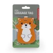 Kikkerland Gepäckanhänger Fuchs
