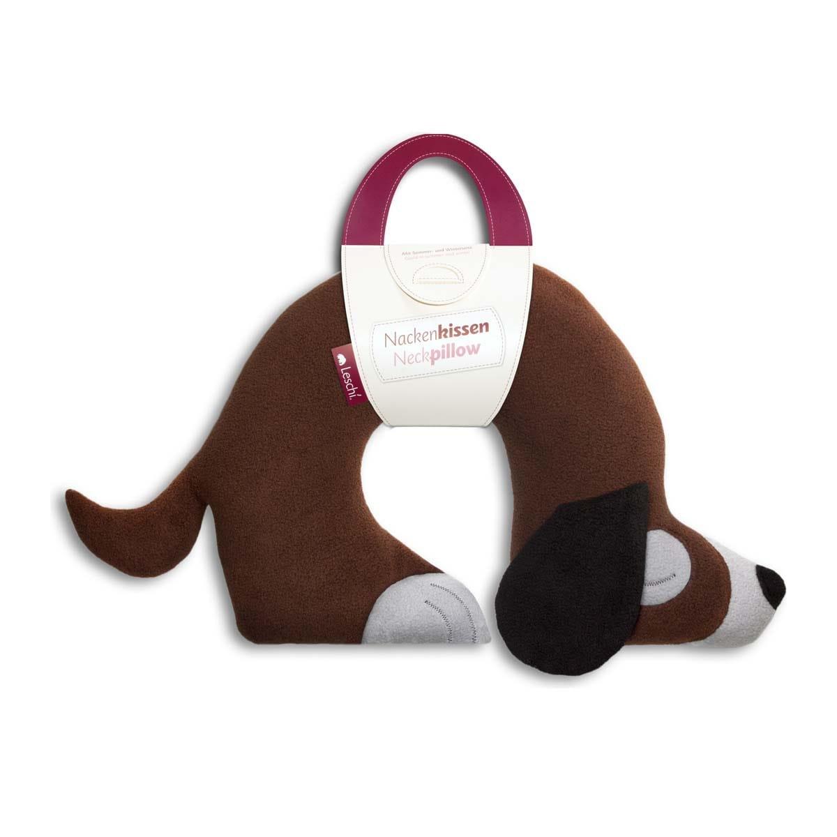 Leschi Nackenkissen Hund Charlie