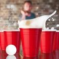 Thumbs Up Trinkspiel Beer Pong