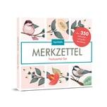 Monbijou Notizzettel-Set Floral