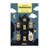 moses. Verlag Lesezeichen Mini Bookmarks Katzen