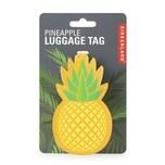 Kikkerland Kofferanhänger Ananas
