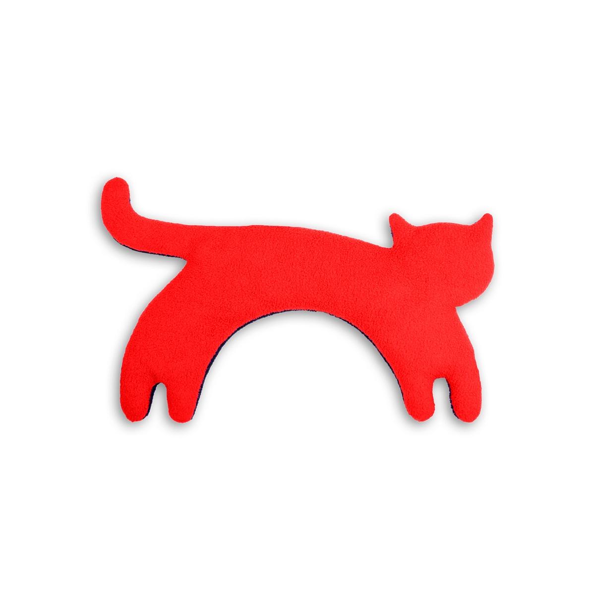 Leschi Wärmekissen Katze Minina liegend
