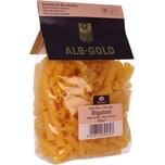 ALB-GOLD Bio Mais-Reis-Rigatoni 250g