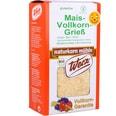 Werz Bio Mais-Vollkorn-Grieß 500g