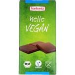 Frankonia Helle Vegan - Kakaotafel mit Reispulver 100g