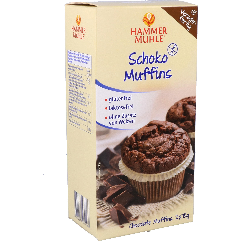 Hammermühle Schoko Muffins 150g