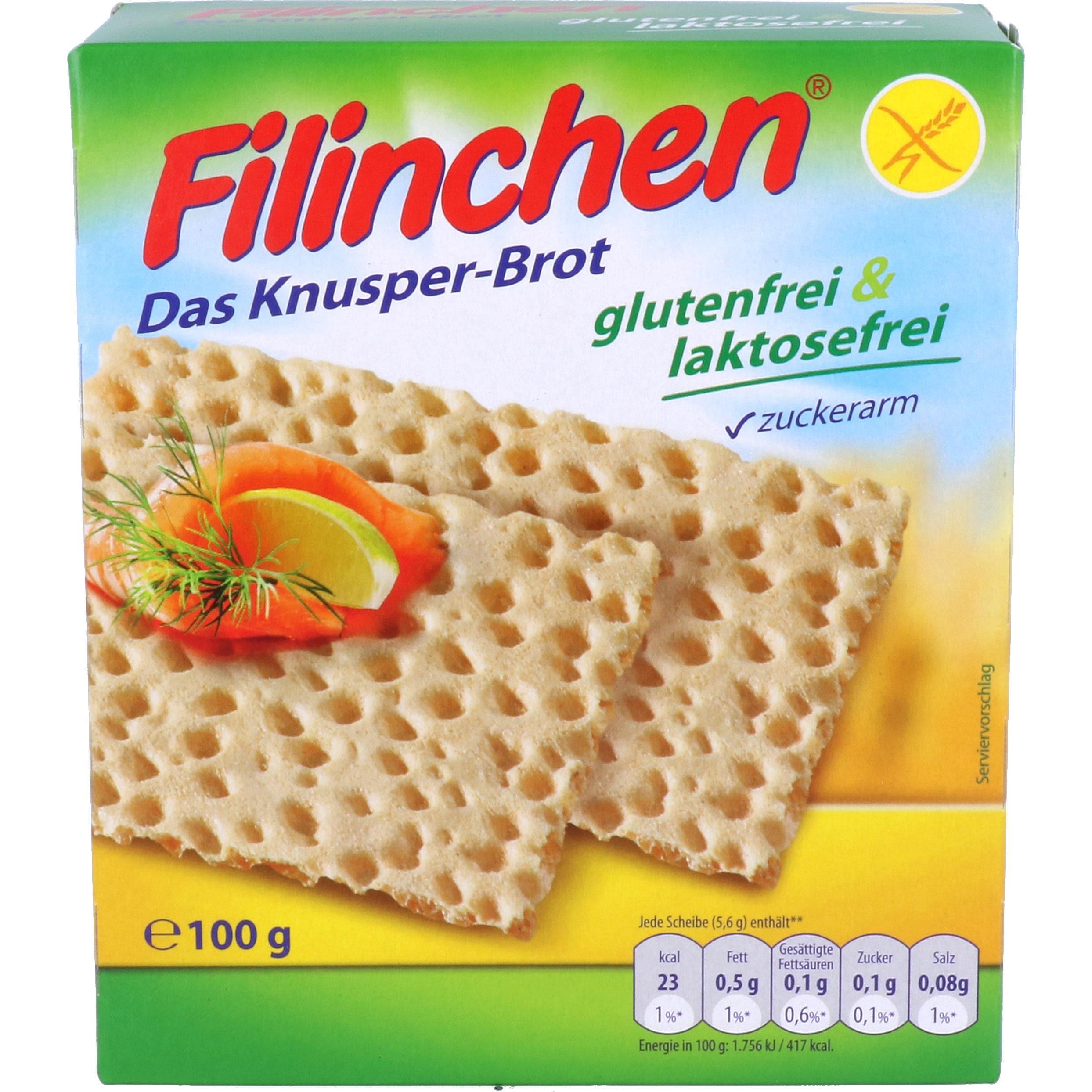 Filinchen Knusper-Brot 100g