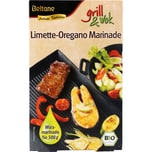 Beltane Bio Grill & Wok - Limette-Oregano Marinade 50g