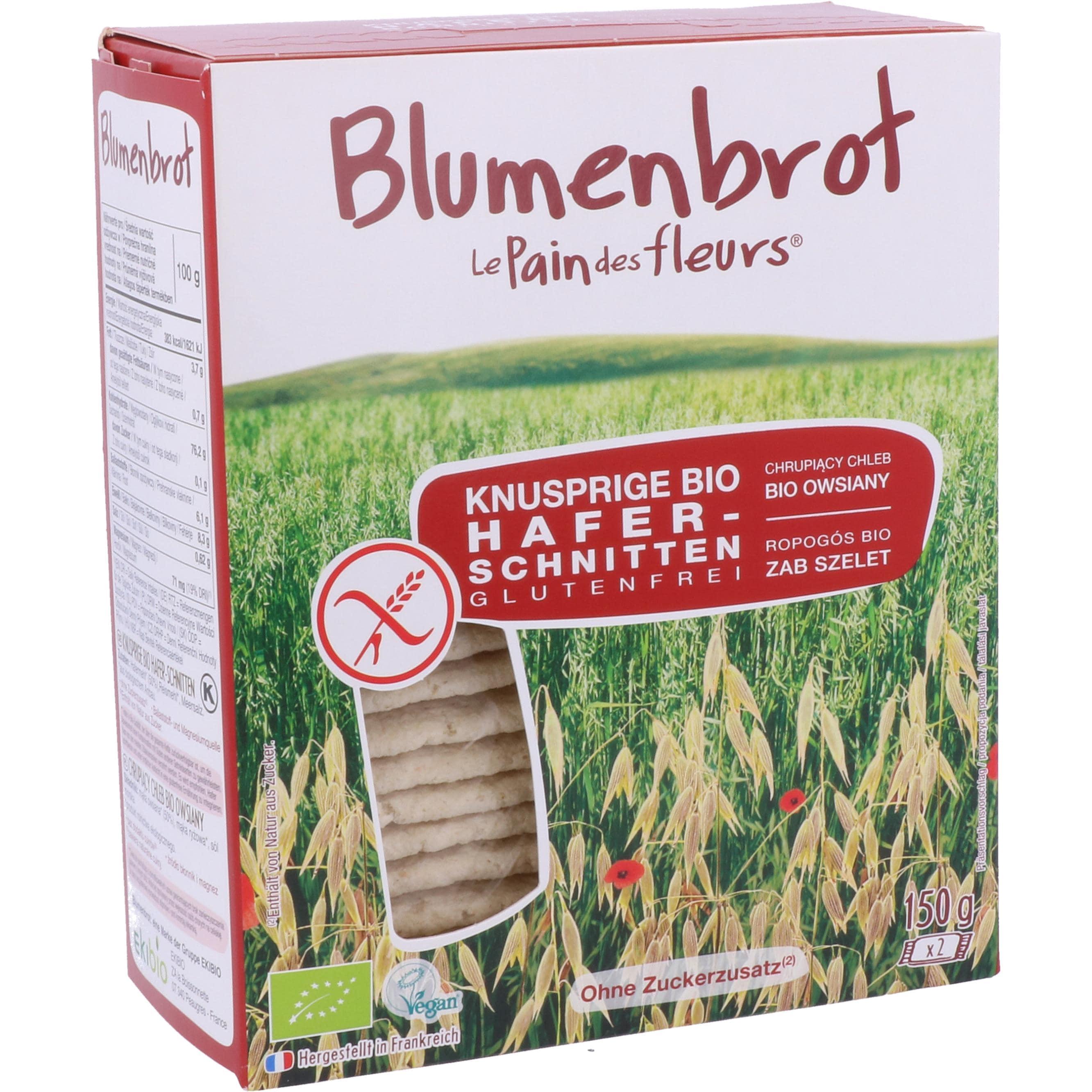 Primeal Bio Blumenbrot Hafer 150g