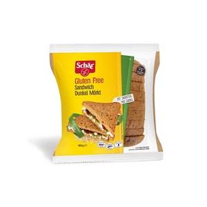 Schär Sandwich Dunkel 400g