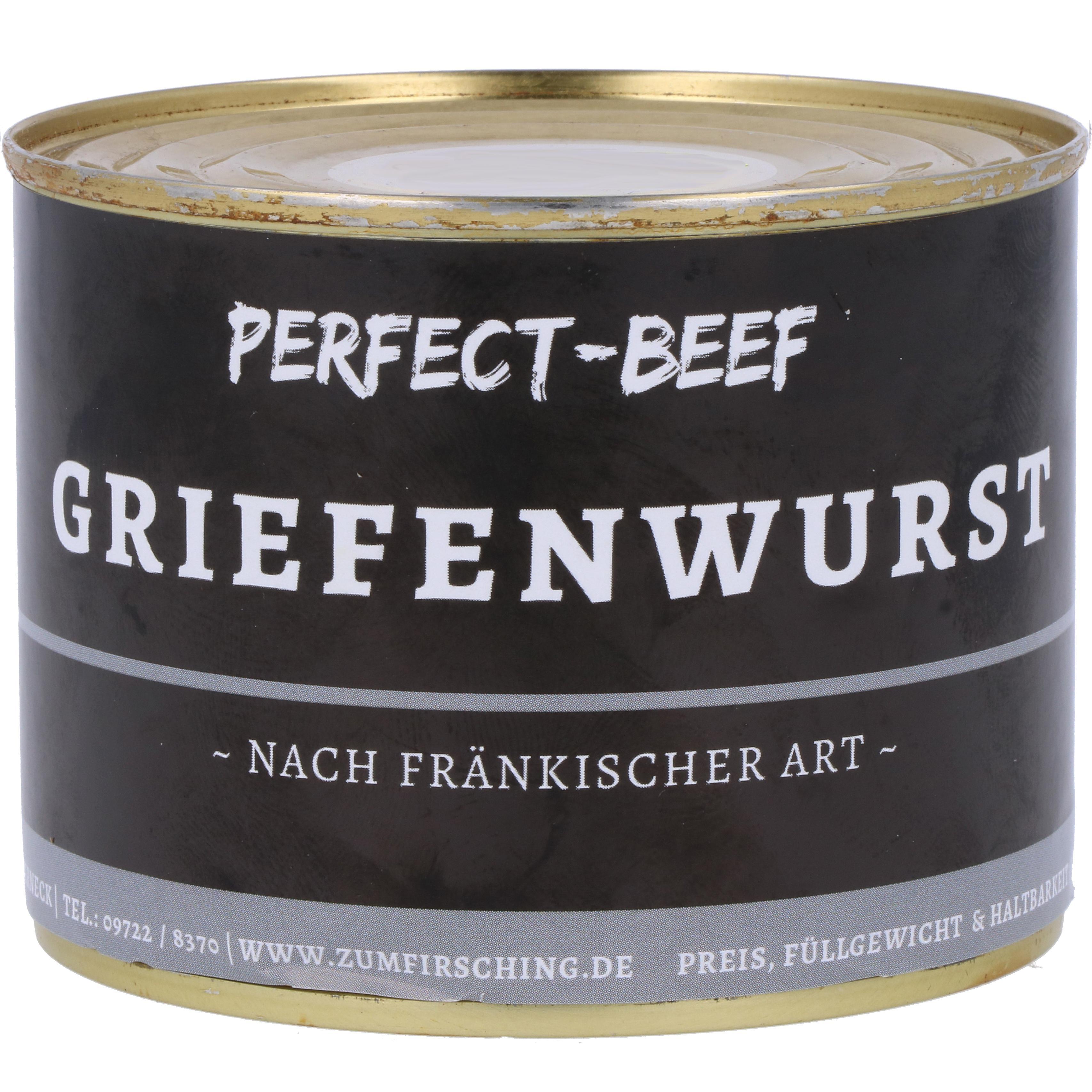 Firsching Fränkische Griefenwurst 200g