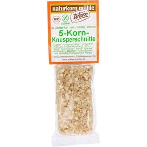 Werz Bio 5-Korn-Knusperschnitte 30g