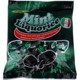 Woogie Bonbons Minze Lakritze 250g