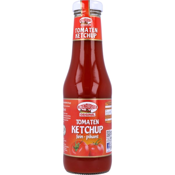 Altenburger Tomaten Ketchup 450ml