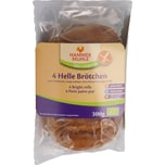 Hammermühle Organic Bio Helle Brötchen 300g