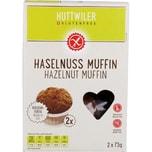 Huttwiler Haselnuss Muffin 150g