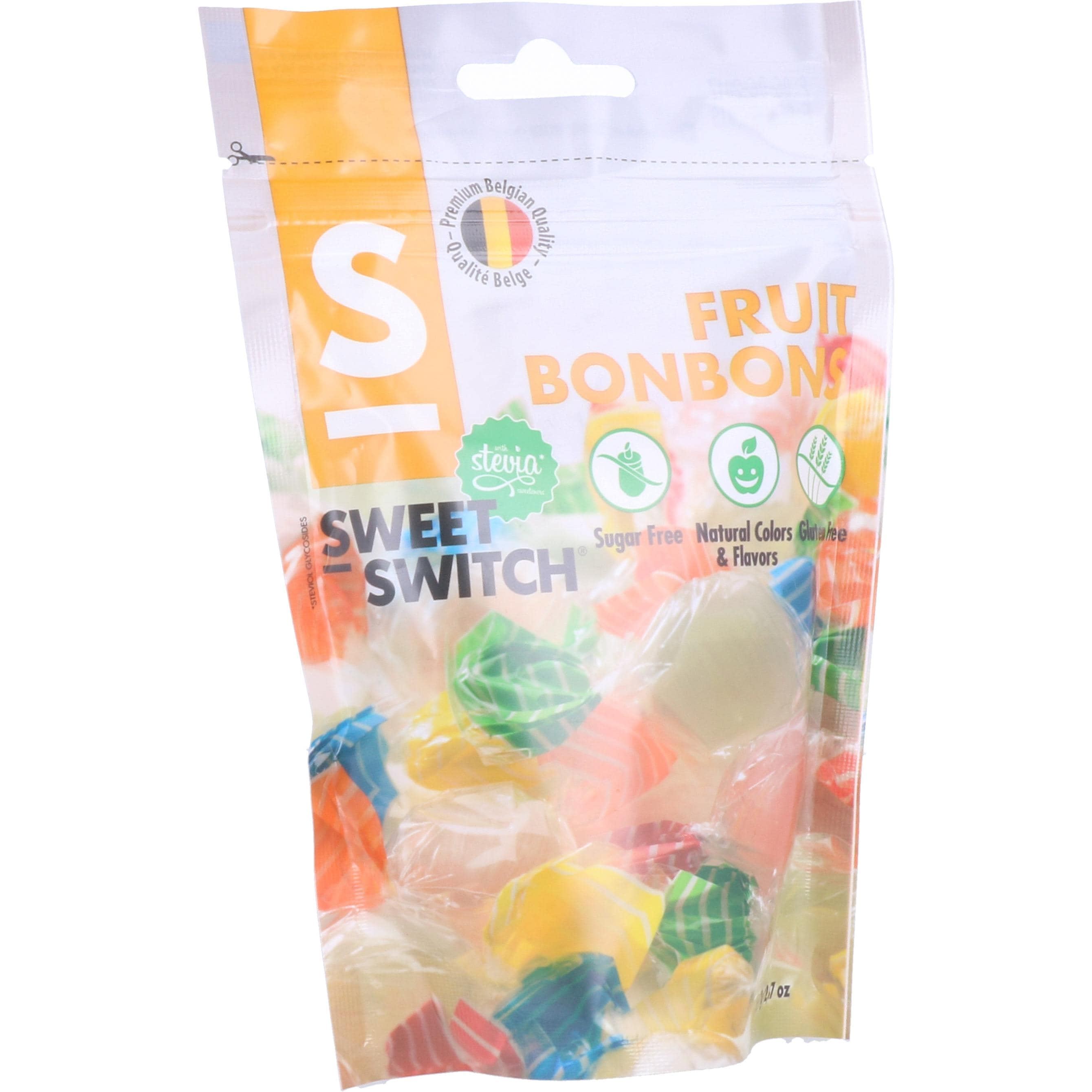 Sweet Switch Stevia Frucht Bonbons 70g