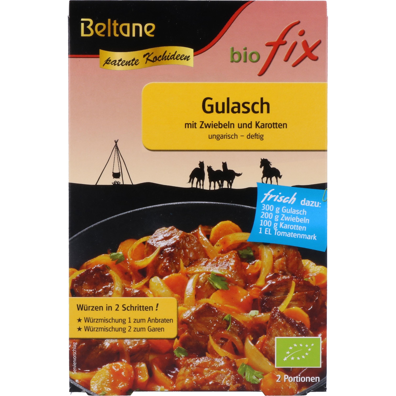 Beltane Bio Fix Gulasch 17g