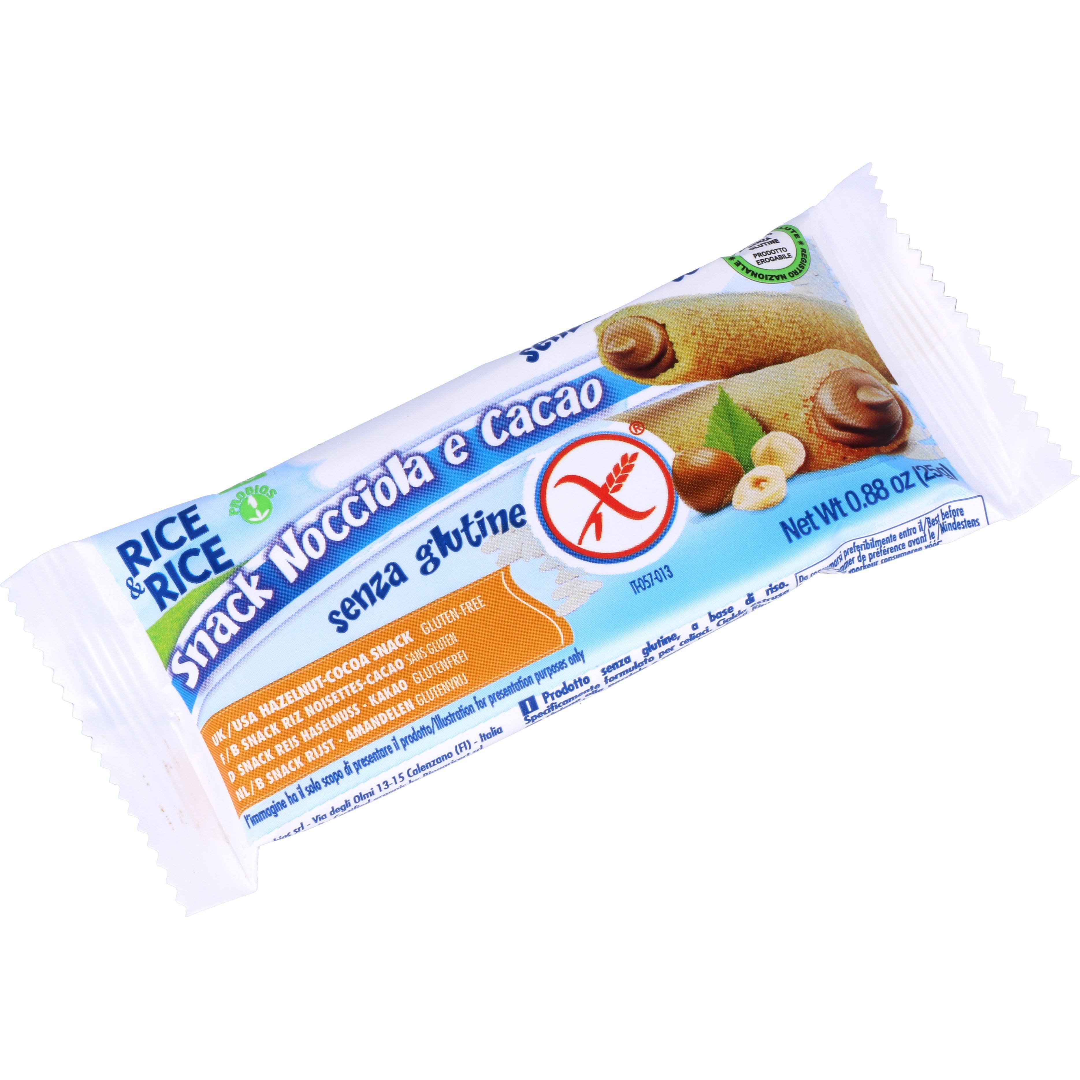 Probios Bio Rice & Rice Dame al cacao 250g