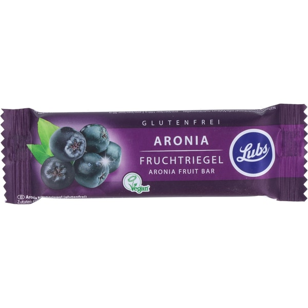 Lubs Bio Aronia Fruchtriegel 30g