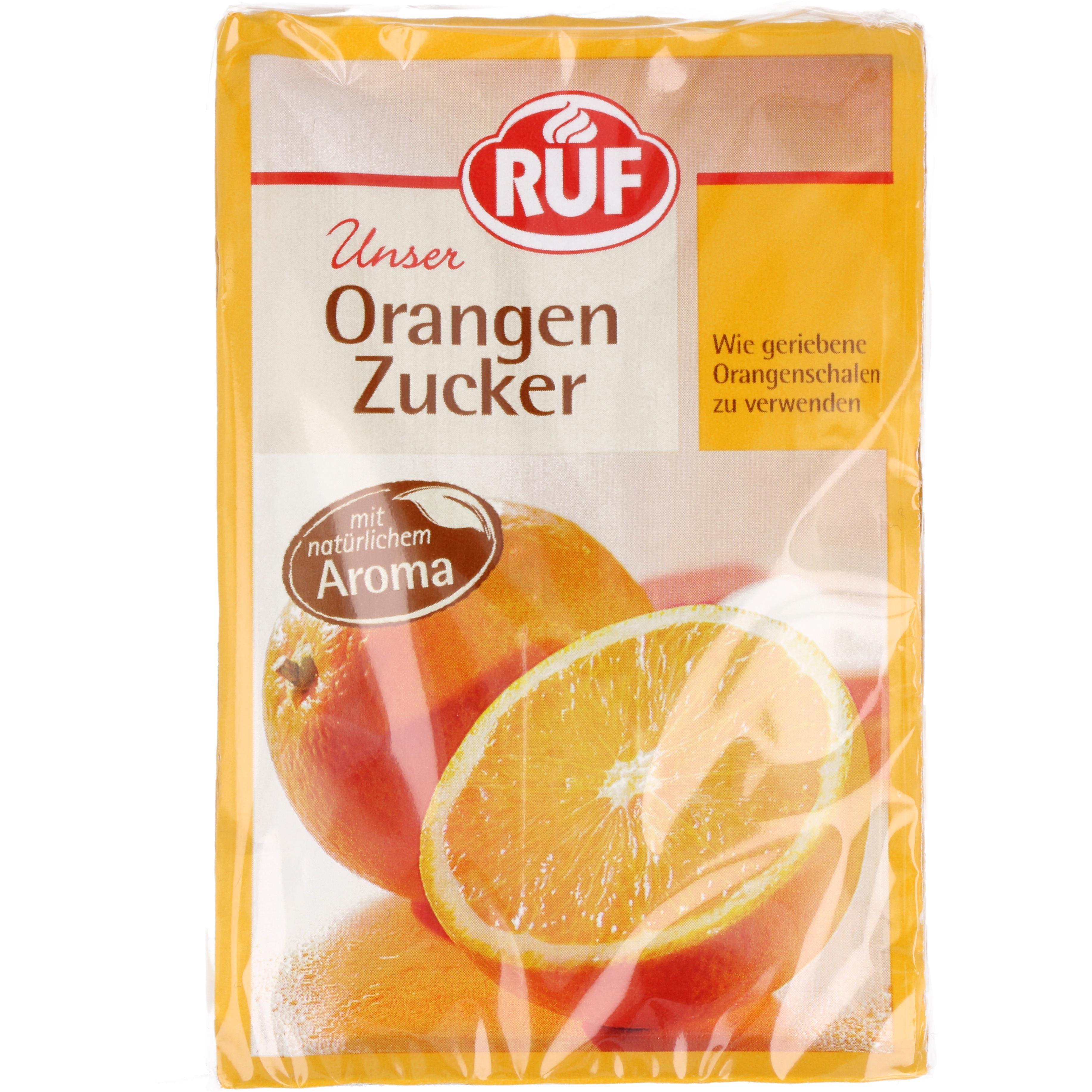 Ruf Orangen-Zucker 30g