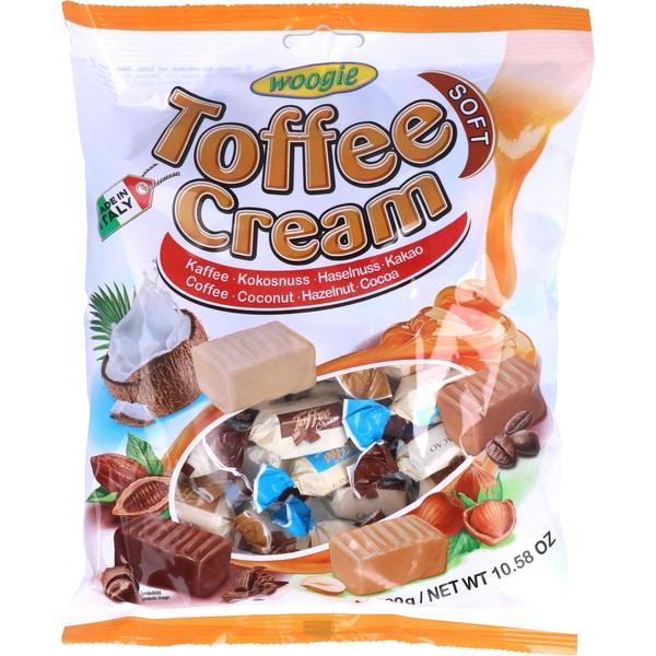 Woogie Toffee Cream Soft 300g