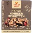 Hammermühle Hafer Himbeer Schnitten 150g