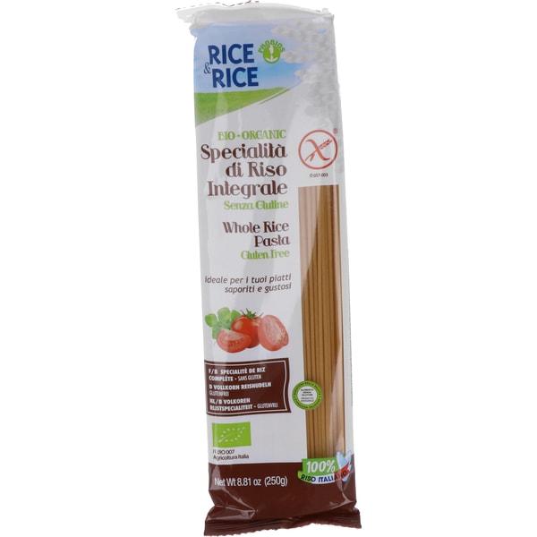 Probios Bio Rice & Rice Vollkorn Spaghetti 250g