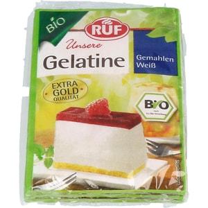 Ruf Bio Gelatine weiß gemahlen 27g