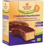 Hammermühle Organic Bio Vollmilch-Baumkuchen 100g