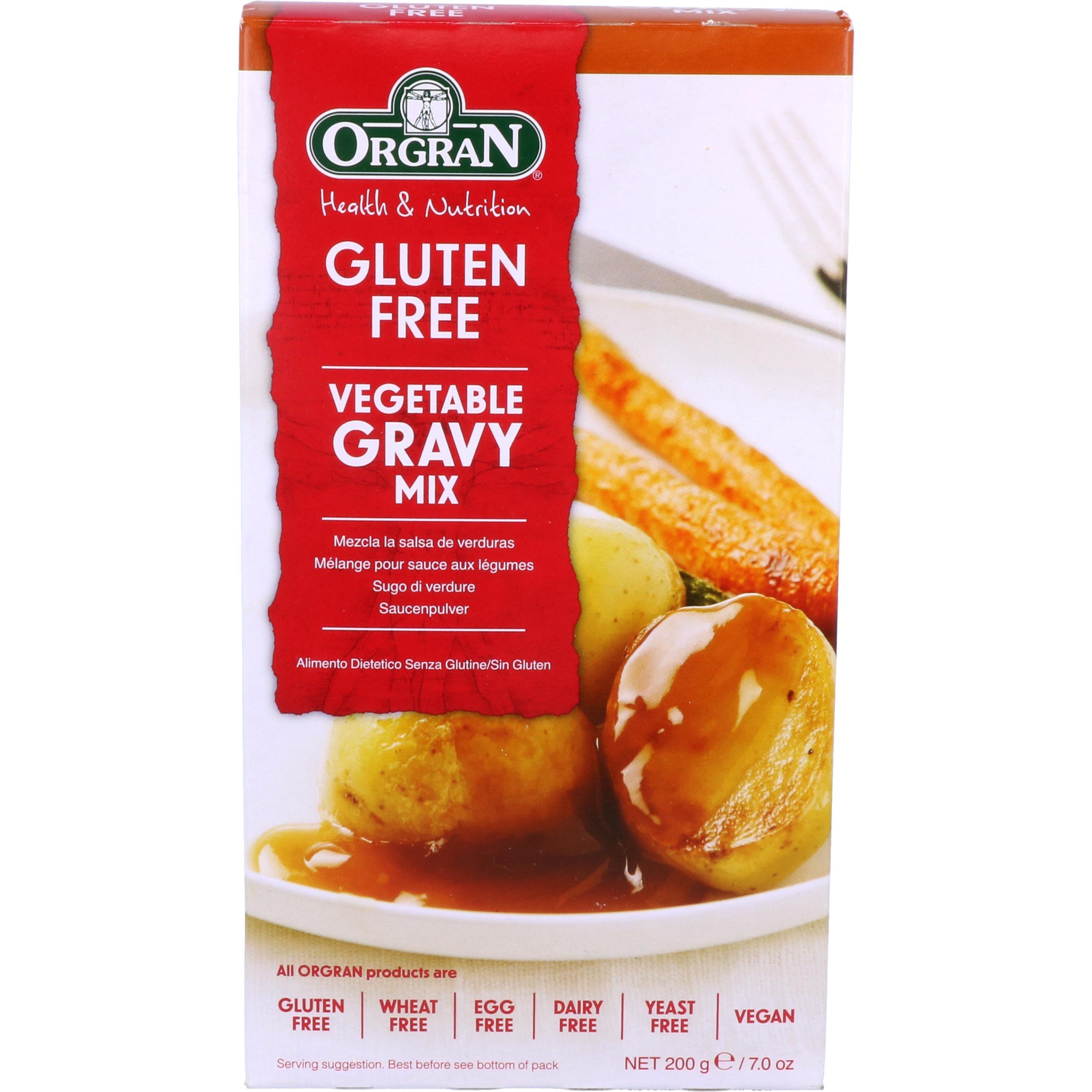 Orgran Gravy Mix Saucenpulver 200g