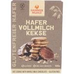 Hammermühle Hafer Vollmilch Kekse 100g