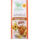 Werz Bio 4 Korn Mehl 1kg