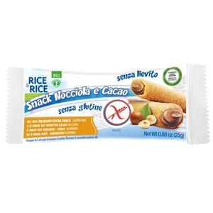 Probios Bio Rice & Rice Snack Haselnuss 25g