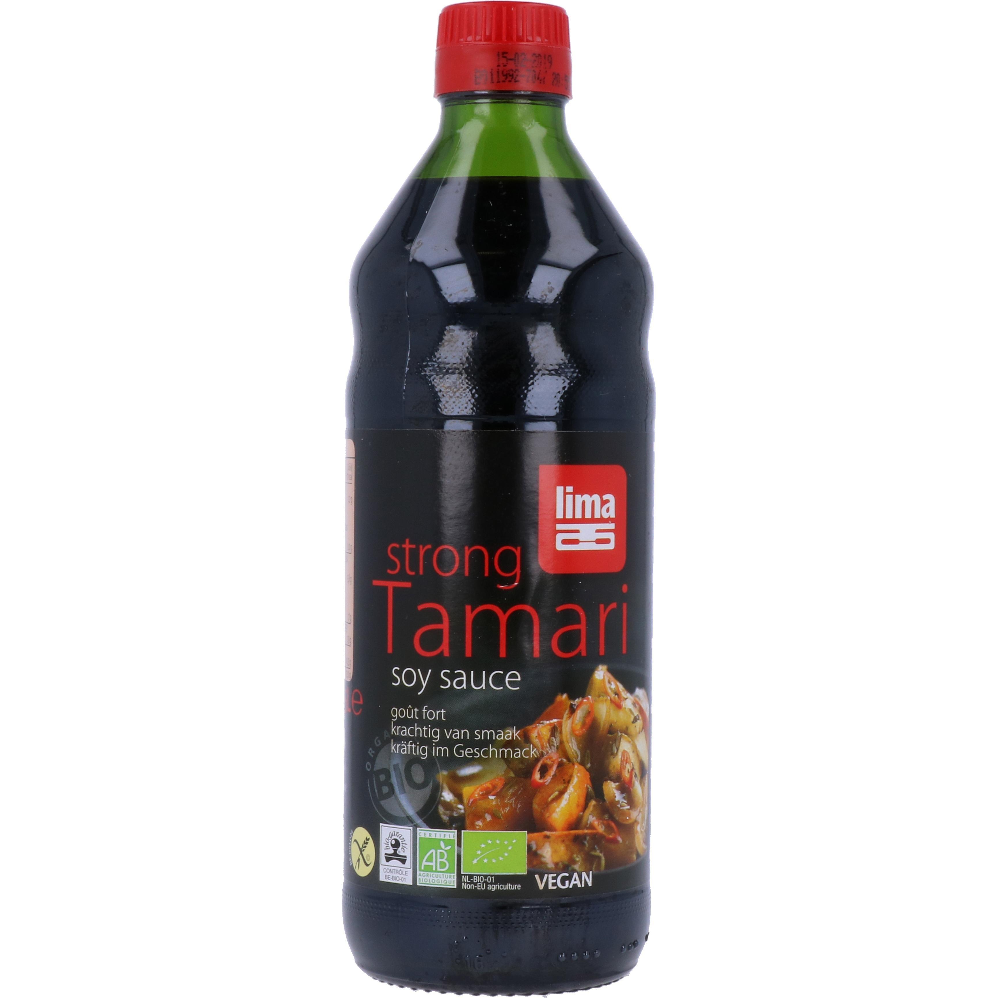 Lima Bio Tamari strong 250ml