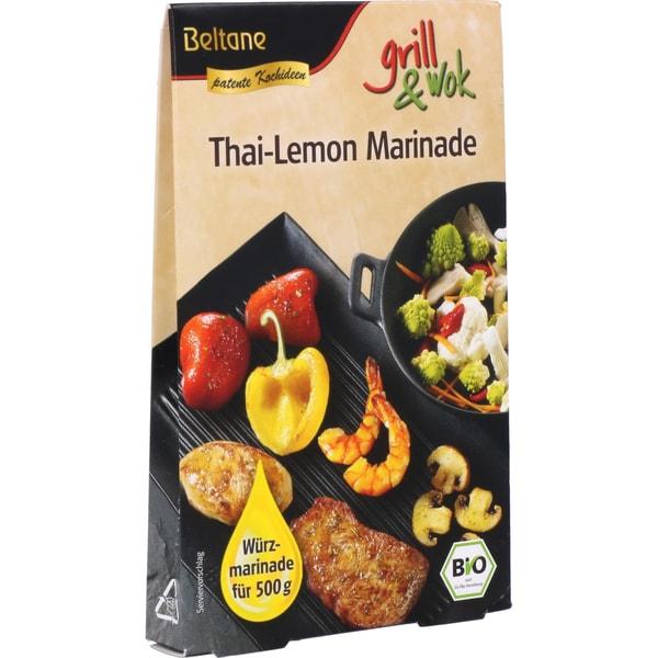Beltane Bio Grill & Wok - Thai-Lemon Marinade 50g