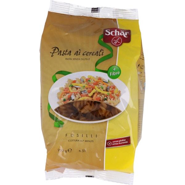 Schär Mehrkorn Fusilli - Pasta ai cereali 250g