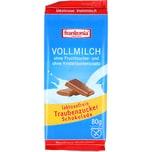 Frankonia Dextrose Vollmilch Schokolade 80g