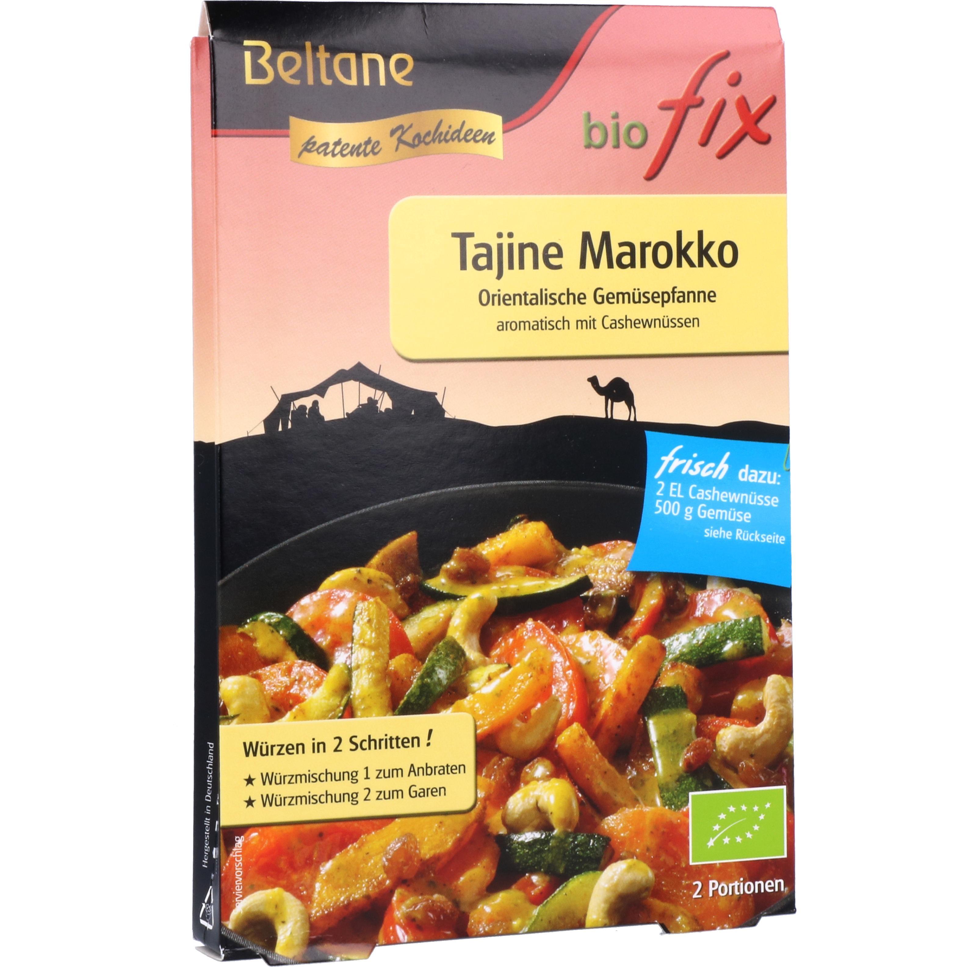 Beltane Bio Fix Tajine Marokko 24g