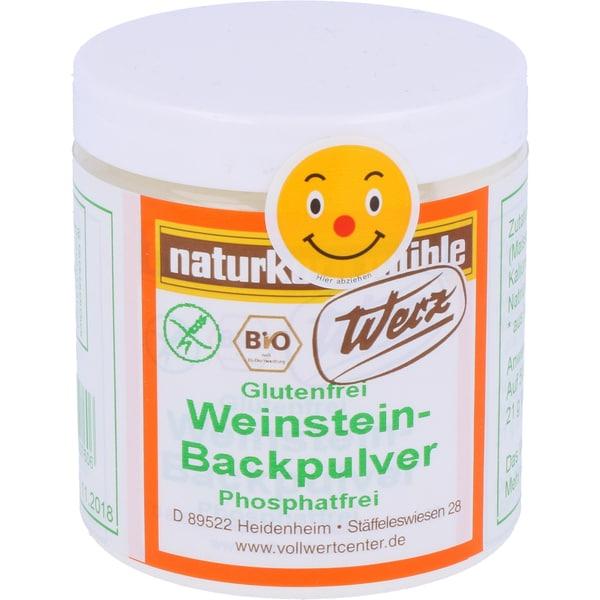 Werz Bio Weinstein Backpulver 150g