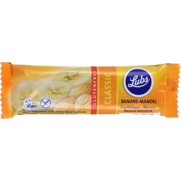 Lubs Bio Classic Banane-Mandel-Riegel 40g
