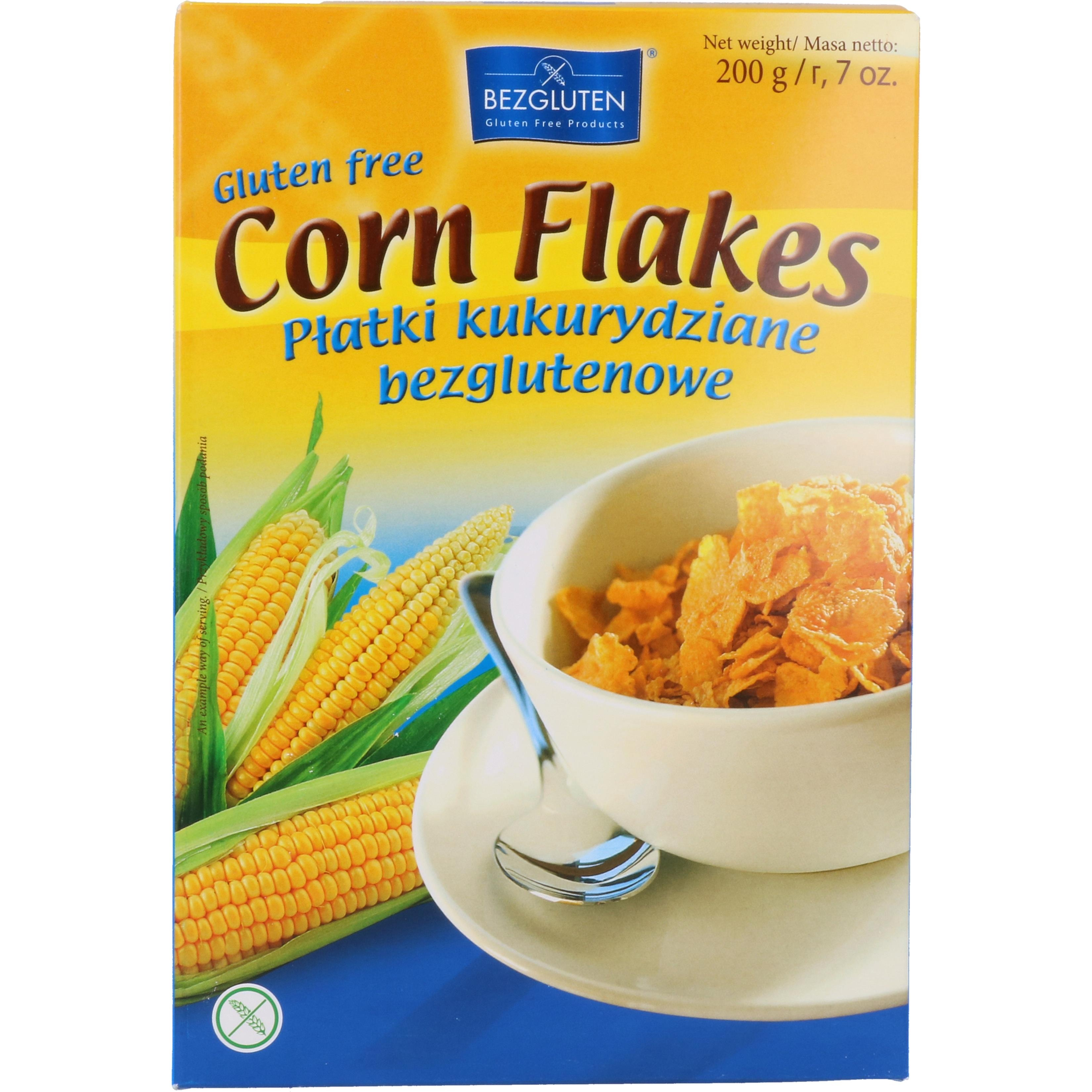 Bezgluten Corn Flakes 200g