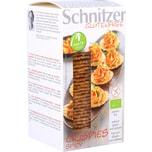 Schnitzer Bio Crispies Spicy Pikant 60g