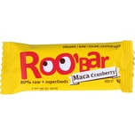 Organic Friends & Sports Gmb Roobar - Bio Maca & Cranberry 30g