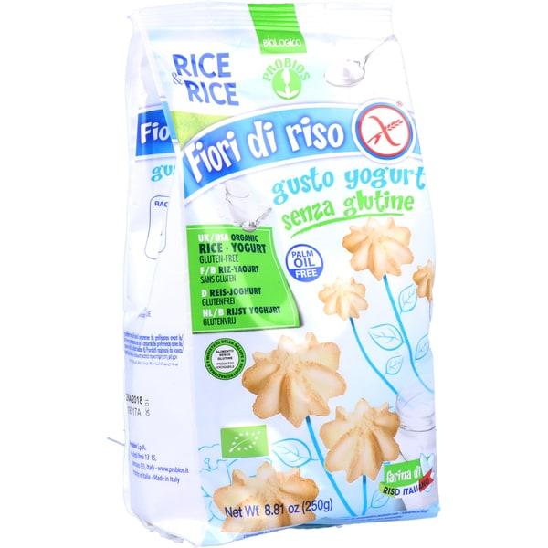Probios Bio Fiori di Riso mit Joghurt (Sorrisi) 250g