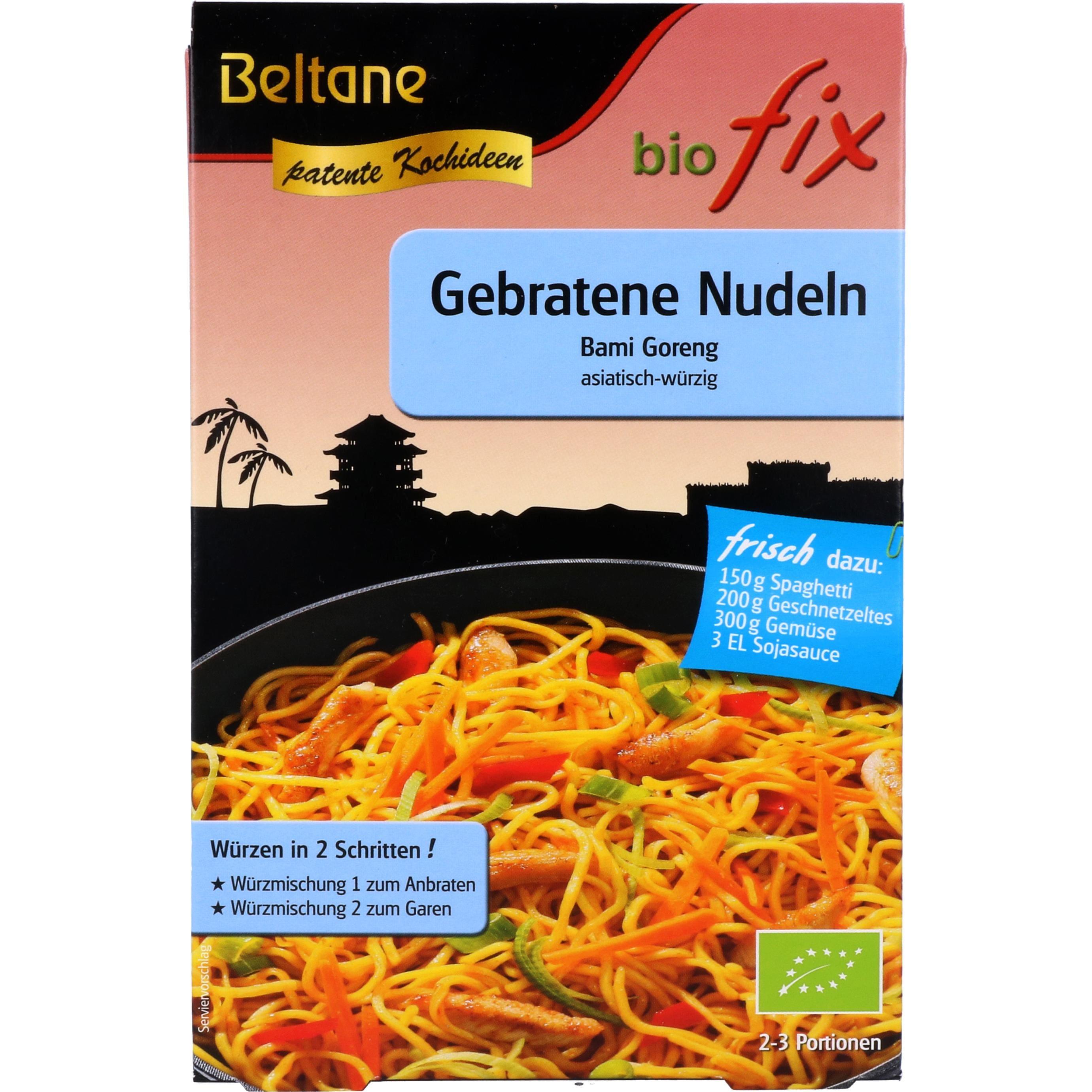 Beltane Bio Fix Gebratene Nudeln 16g